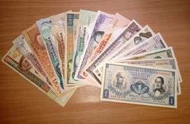 Billetes clásicos de Colombia