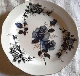 Plato Decorativo de Porcelana China - Años 50´