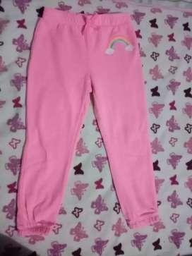Lindos pantalones de niña