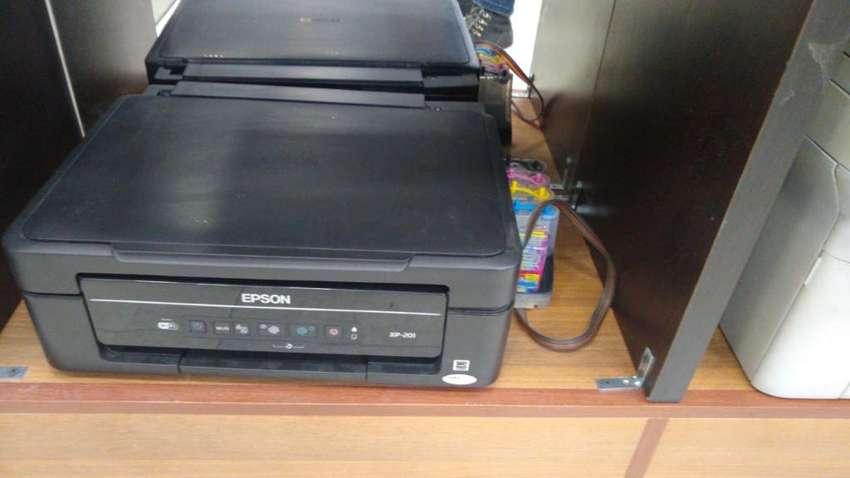 Impresora Epson Xp201 0
