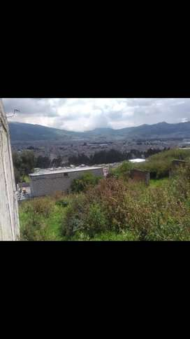Tv: Vendo terreno sector Quitus Colonial (sur de Quito)