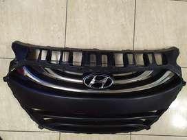 Parrilla delantera Hyundai i30 2012/2017