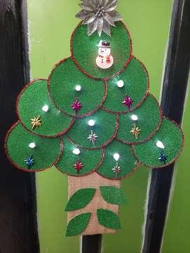 Venta de árbol de navidad hermosos