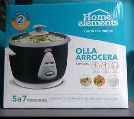 Olla Arrocera 1.0 L. Home Elements
