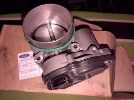 Cuerpo aceleración Ford Edge y compresor aire acondicionado kia revolution