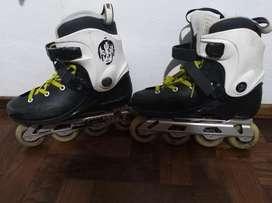 Rollers para patinar