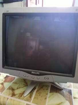 Vendo monitor y Cpu
