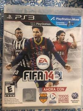 FIFA 14 ORIGINAL PS3