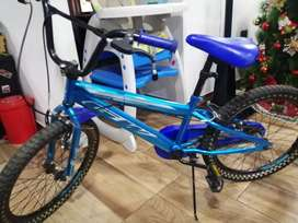 Bicicleta para niño gw