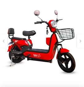 En venta moto eléctrica