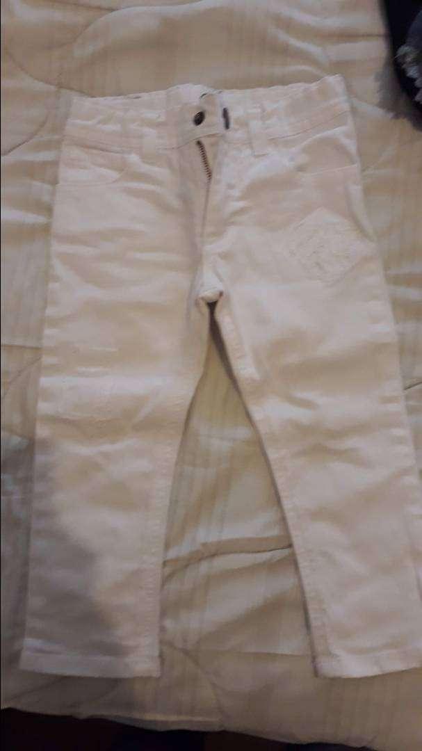 Jean blanco, marca cheeky