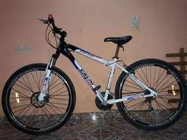 Bicicleta Brasilera Caloi