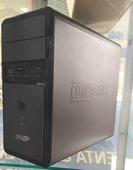 Hermoso Computador i3 De segunda Generacion Con SSD 256gb
