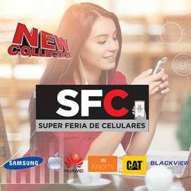 Lo mejor de celulares en Quito con 40 modelos legales y HOMOLOGADOS Samsung Xiaomi Huawei desde $129