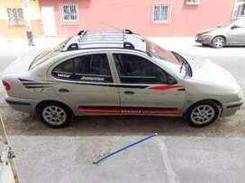 Se Vende auto Renault Megane año 2002