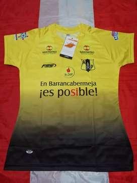Camiseta Fss Unión Magdalena y Alianza Petrolera