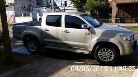 Vendo Repuesto Toyota Hilux de Baja