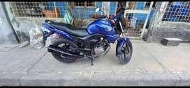 Vendo moto Honda CBF 150 INVICTA