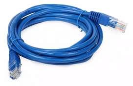 Cable de red UTP cat 5e por metros