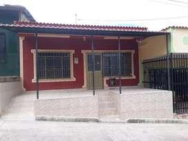 Vedo Hermosa Casa en Yaguarahuila