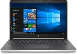 Laptop HP nueva, disco sólido SSD, trabajo, estudio, clases. Asus, Dell, Lenovo, core i3, core i5, ryzen, computadora