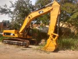 Excavadora Caterpillar 345CL