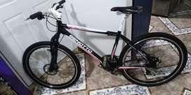 Vendo o permuto bicicleta en excelente estado