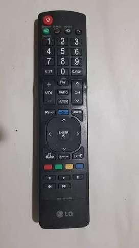 Vendo control para tv LG