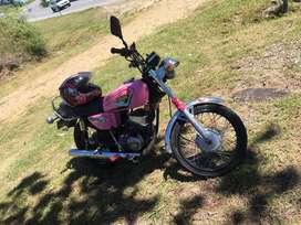 Vendo moto rx 100 2005