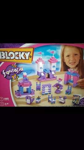 Ladrillos blocky fantasia