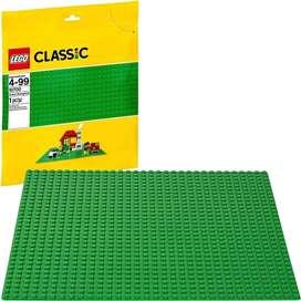 Placa Base Verde Lego Classic Nueva Sellada Original 25x25cm