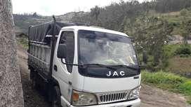 camión jac 2011