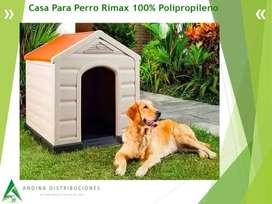 Casa Para Perro Rimax 100 Polipropileno