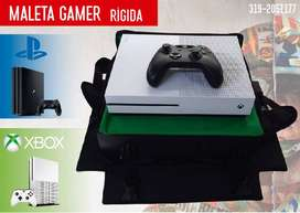 Maleta gamer play 4 y Xbox One