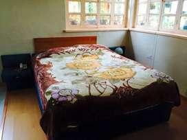 Arriendo habitaciones amobladas en Residencia Girasol