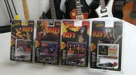 KISS - 1997 Johnny Lightning cars