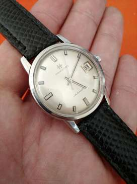 Reloj Vintage Suizo Automático Hamilton