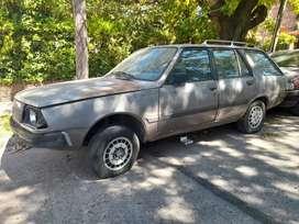 Renault 18 break 1988 a reparar