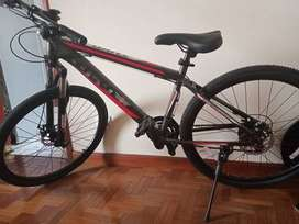 Se vende bicicleta por falta de uso está nueva