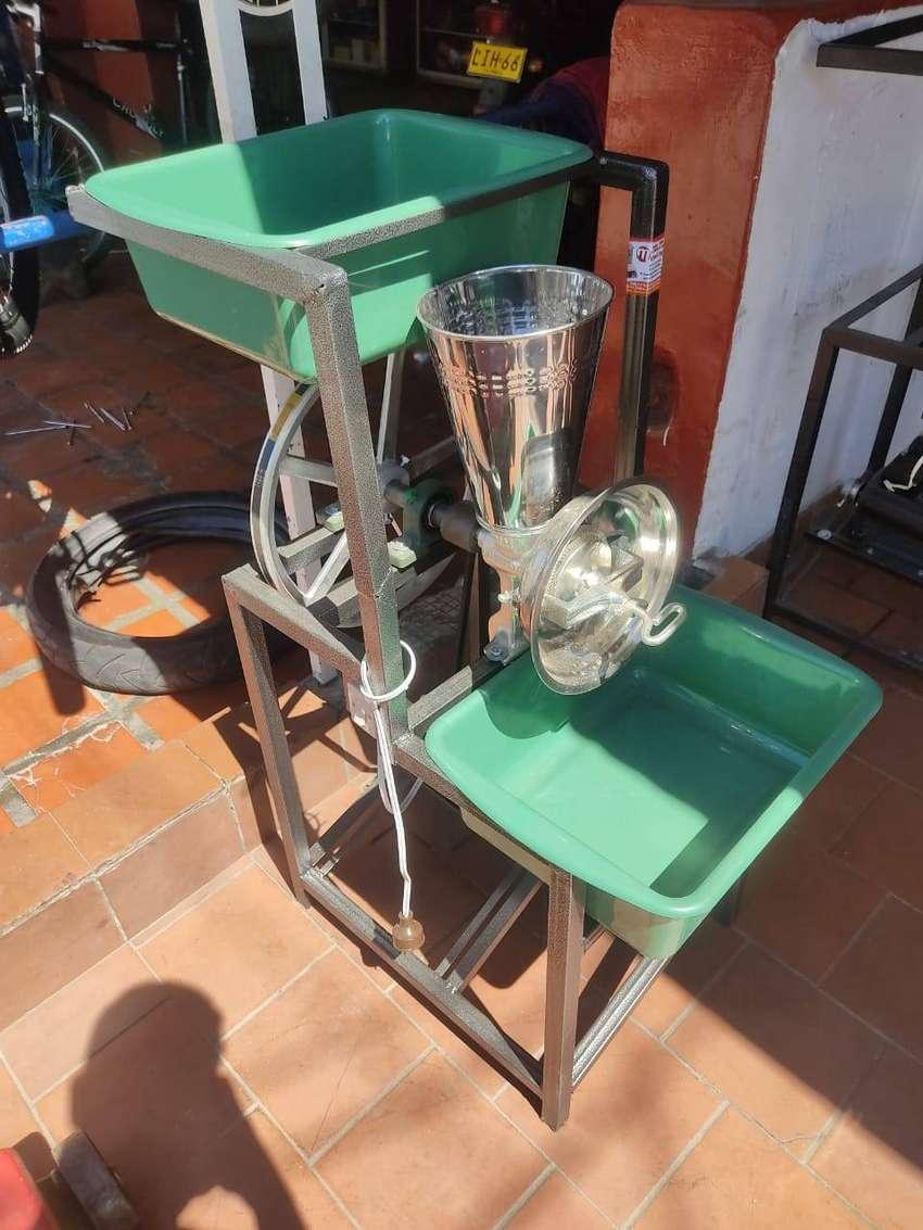 MOLINO DE MAIZ motor de 1HP