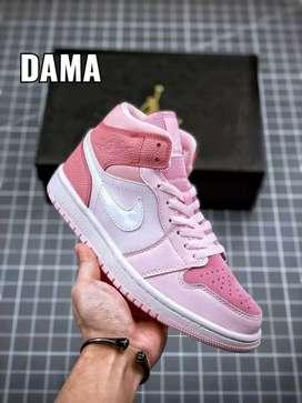 Tenis Nike Air Jordan Retro 1 dama