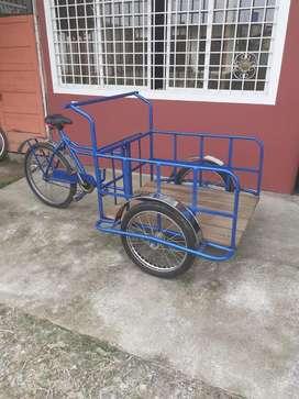 Triciclo nuevo de oferta