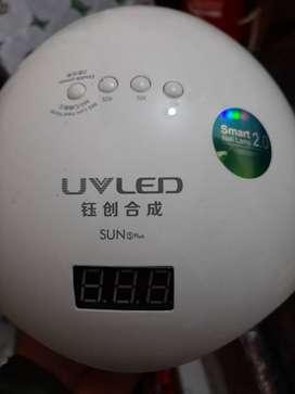 Lampara UV LED Sun 5 Plus