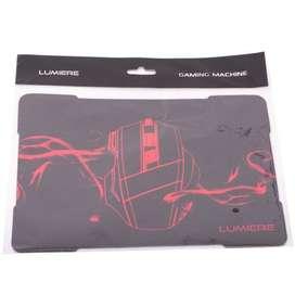 Mousepad Gamer Lumiere Medida 24.5 X 20cm Diseño (1198)