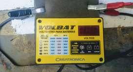 Cargo baterias de 12 V ( testeo el estado )