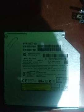 Vendo fuente de poder ventilador y unidades de dvd disco duro 500 gigas marca toshiba