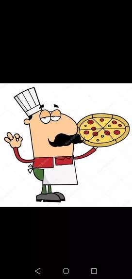 Pizzeros con experiencia