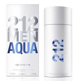 Locion 212 Men Aqua