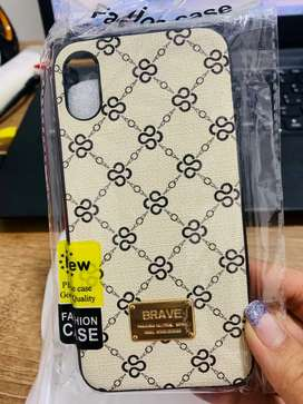 Forro protector para iPhone xs