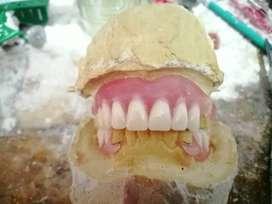 Realizo protesis dental acrilica flexibles metalicas